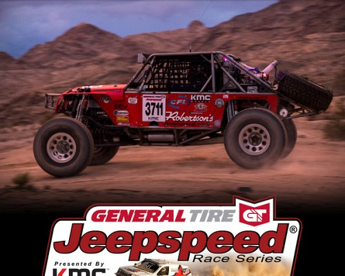 Racers Put The Speed In Jeepspeed At BITD Laughlin Desert Classic