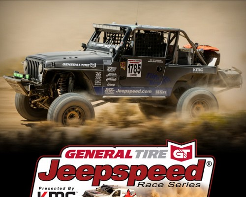 Jeepspeed Racers Take On The Longest Offroad Race In The United States