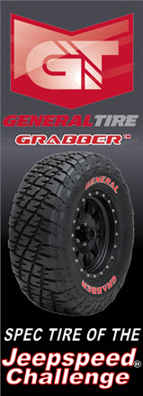 Jeepspseed Sponsor General Tire