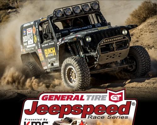Jeepspeed Championship Decided at Pahrump 250