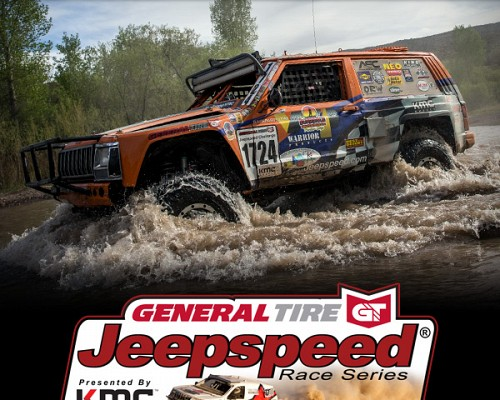 Silver State 300 Tests Jeepspeed Racers New And Old
