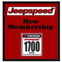 Jeepspeed New Annual Membership